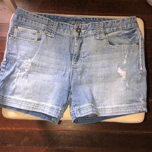 Maurices jean shorts 11/12